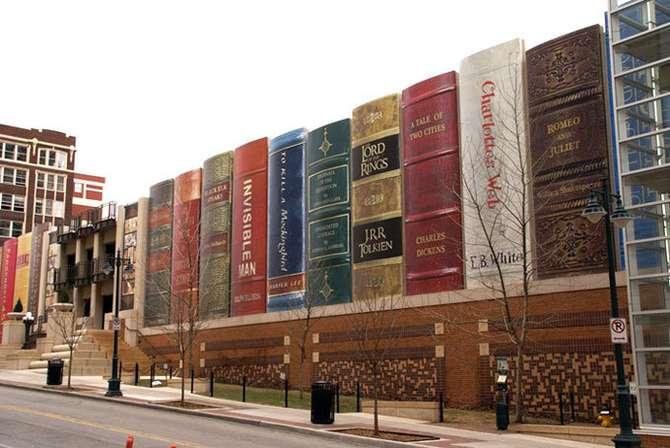 Biblioteca Pública de Kansas City (Kansas City, EUA)