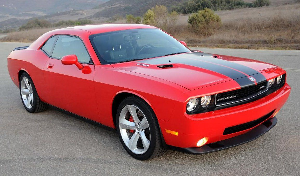 2011 Dodge Challenger Red | 200+ Interior and Exterior Images