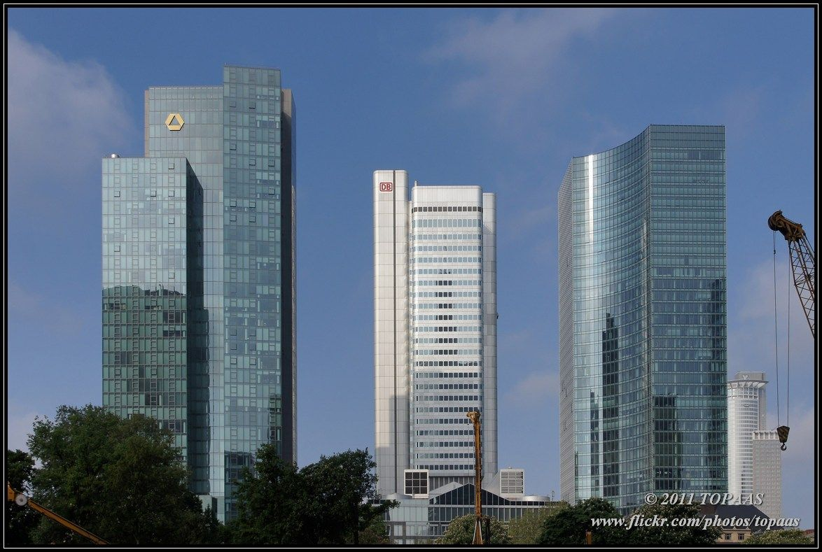 Japan Tower Frankfurt