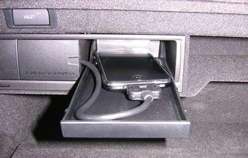 Audi 2009 Amp Up A3 A4 A5 A6 A8 Q5 Q7 Ami Mmi To 3 5mm Aux
