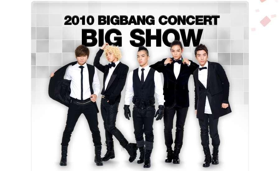 Download Concert Big Bang Big Show 2010